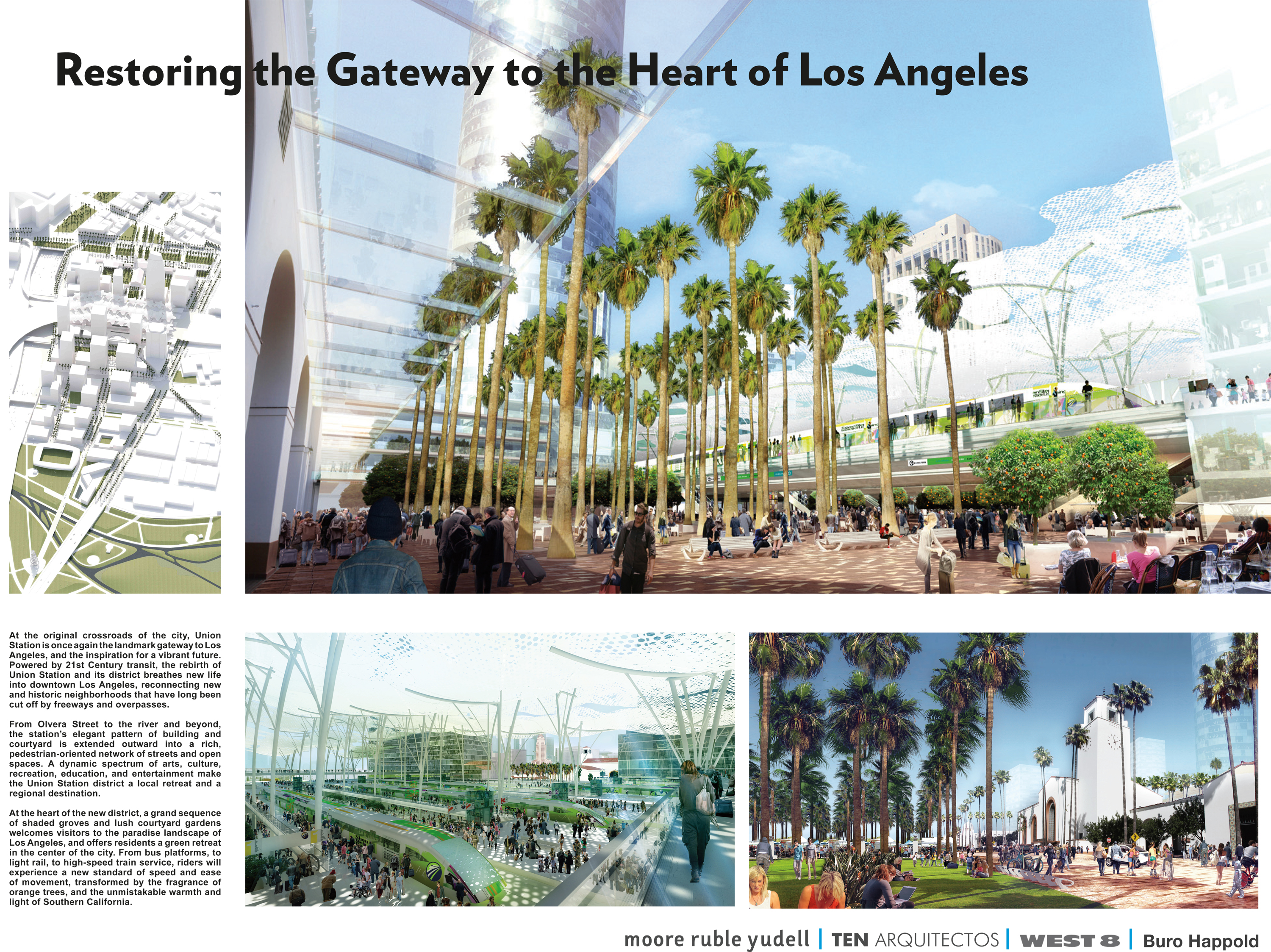 L a s union station competition part 2 5 landscape for Landscape design contest