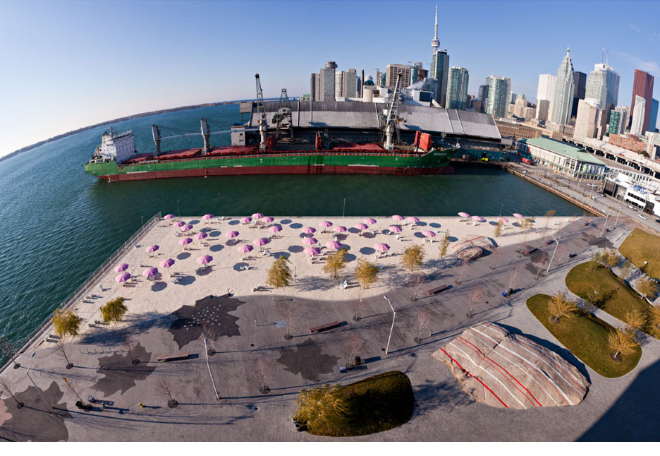 Toronto s sweet beach landscape architecture magazine for Canadian society of landscape architects