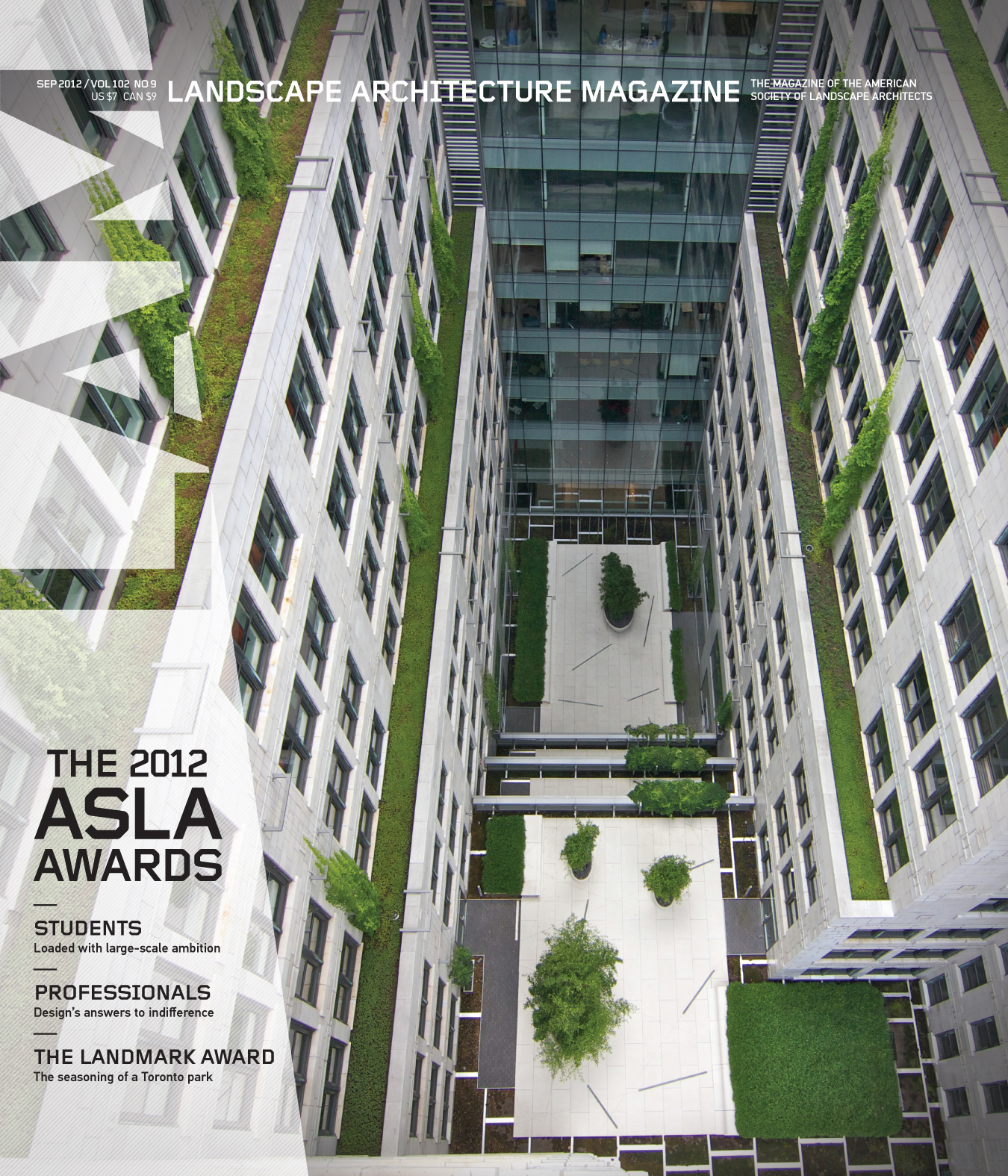 the 2012 asla awards are here landscape architecture magazine