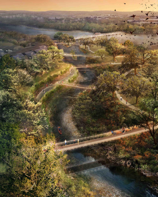 MAKE AUSTIN GREEN | Landscape Architecture Magazine