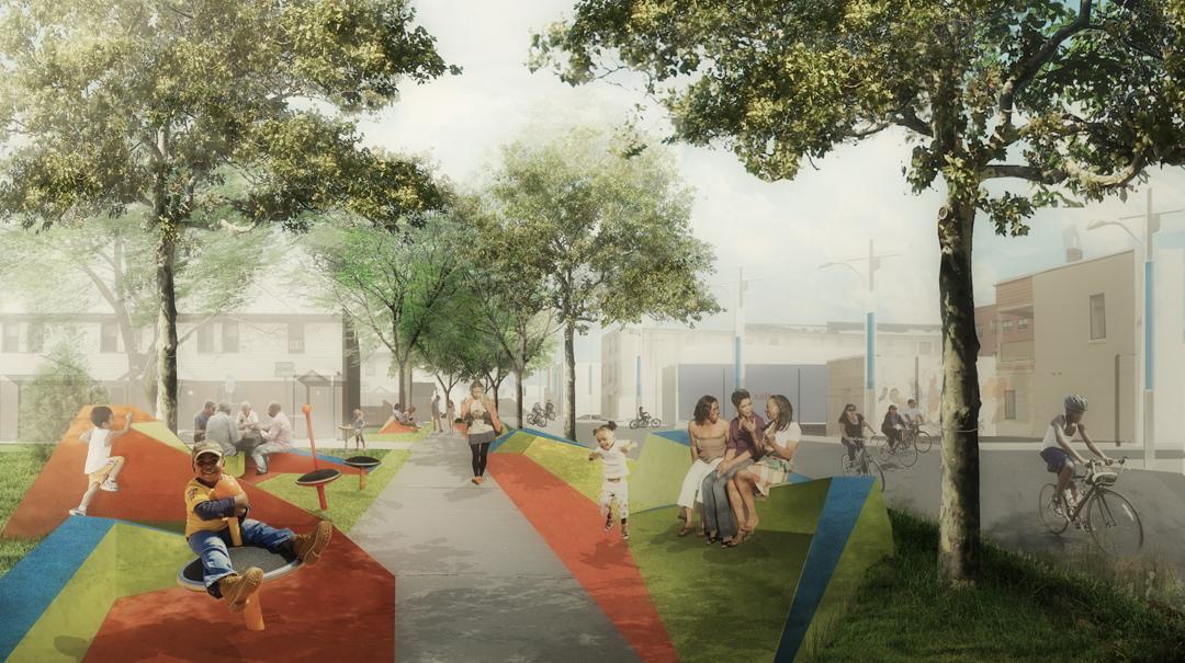 STOSSu2019S WINNING SYRACUSE STREET | Landscape Architecture Magazine