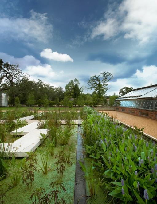 Shangri La Botanical Gardens, Jeffrey Carbo Landscape Architects. 2012 ASLA Award, General Design.