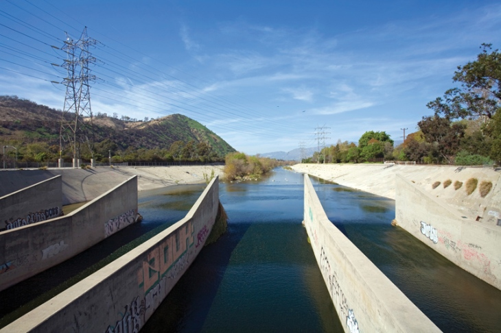 The Glendale Narrows. Courtesy Peter Bennett/Green Stock Photos.