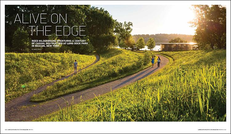 March landscape architecture magazine