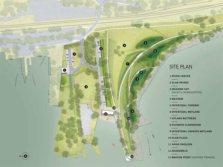 Ford Edge Lease >> ALIVE ON THE EDGE | Landscape Architecture Magazine