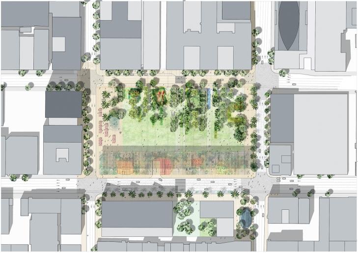Credit: Agence Ter with SALT Landscape Architecture.