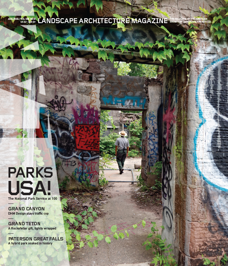 BEDIT_LAM_Aug16_Cover-Zinio | Landscape Architecture Magazine