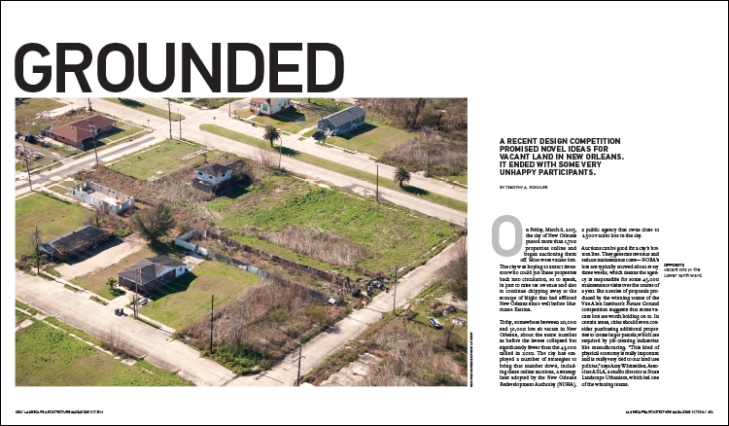 grounded landscape architecture magazine