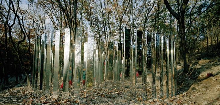 3-Dimensional Labyrinth, Anyang, Korea, 2005. Courtesy: König Galerie, Berlin; 303 Gallery, New York; and Galleri Nicolai Wallner, Copenhagen , Photo: Young Chul Lee