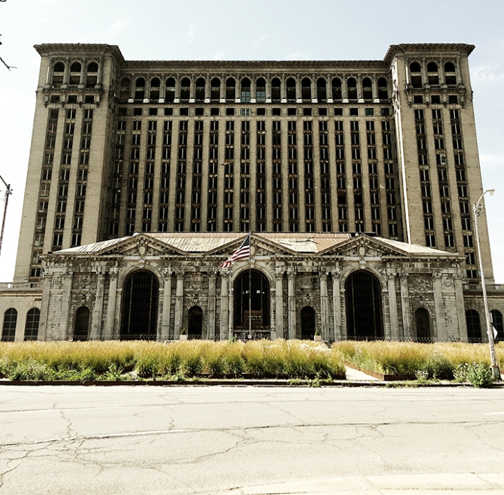 DETROIT AND THE LANDSCAPE TIPPING POINT