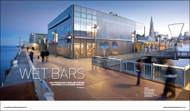 FROM THE APRIL 2017 ISSUE OF LANDSCAPE ARCHITECTURE MAGAZINE.