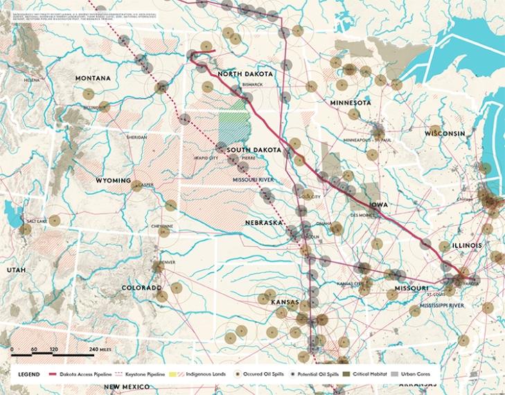 MAPPING DAPL | Landscape Architecture Magazine