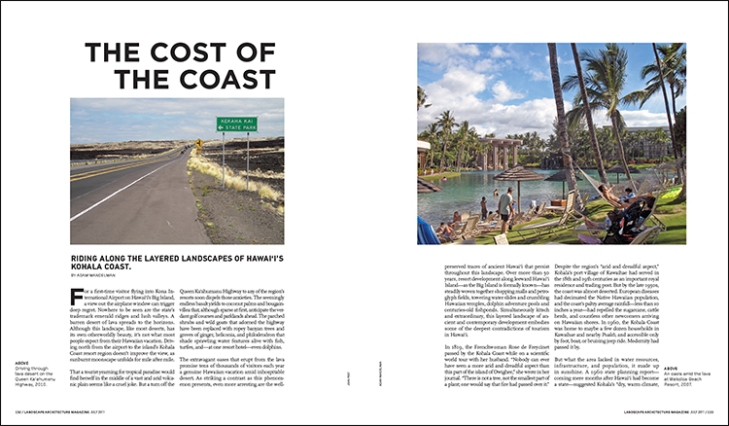 THE COST OF THE COAST