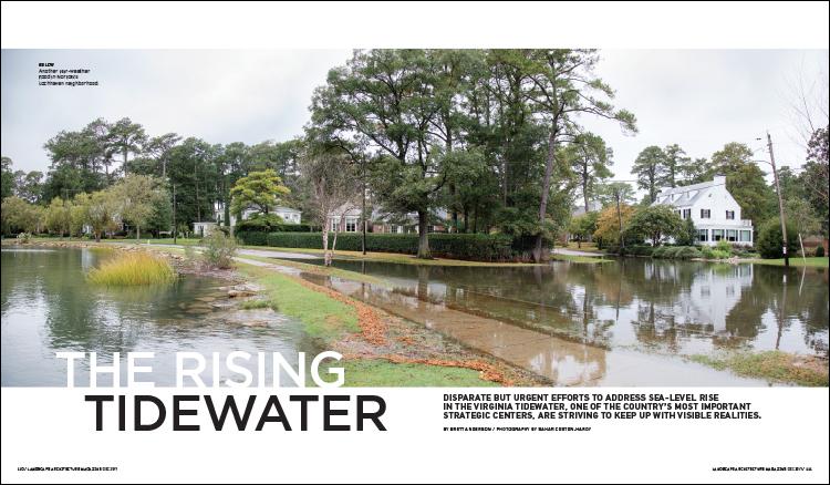 Military landscape architecture magazine