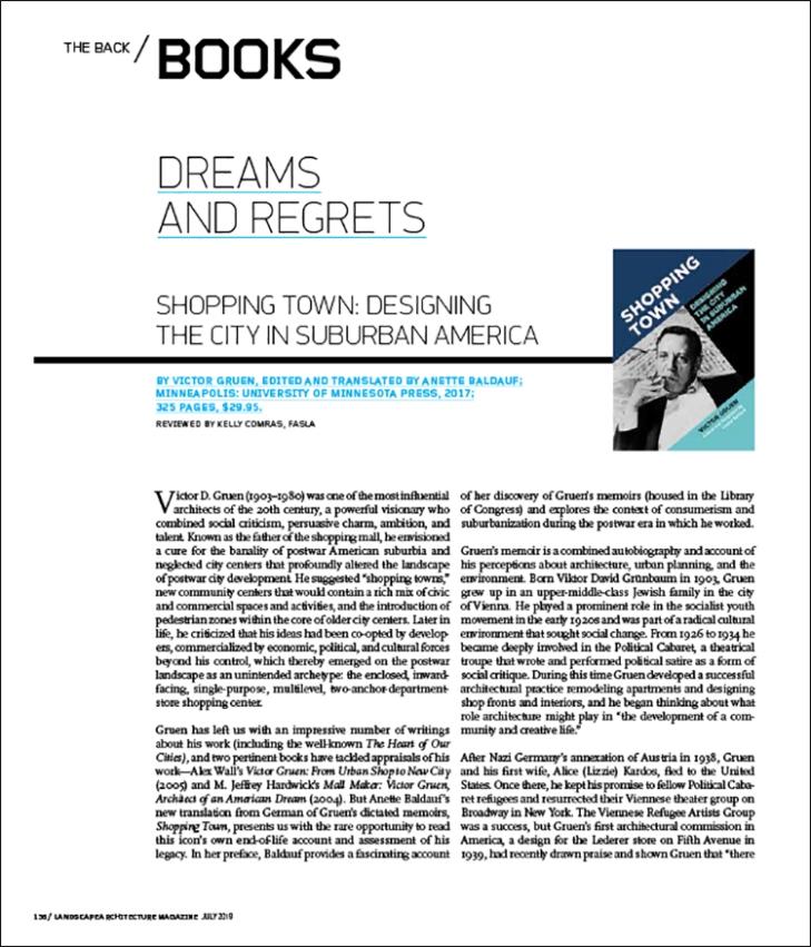 landscape architecture magazine the magazine of the american