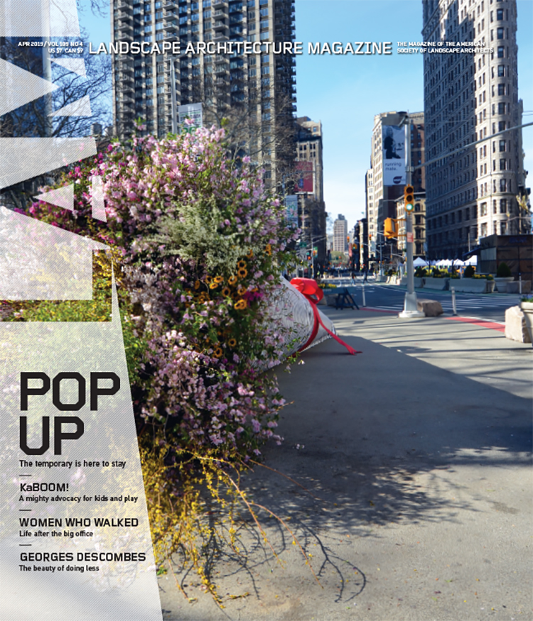 Landscape Architecture Magazine | The Magazine of the