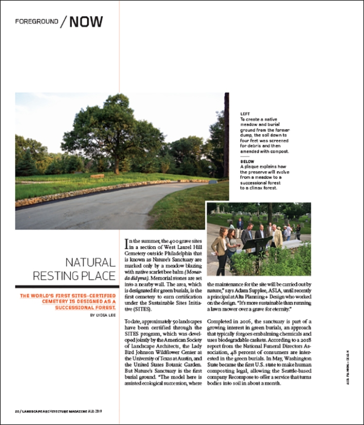 meadow | Landscape Architecture Magazine