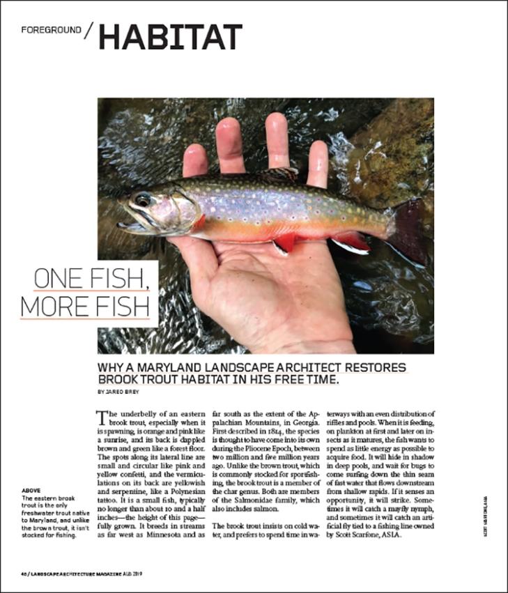 Landscape Architecture Magazine | The Magazine of the